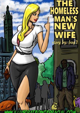 Homeless Man's New Wife