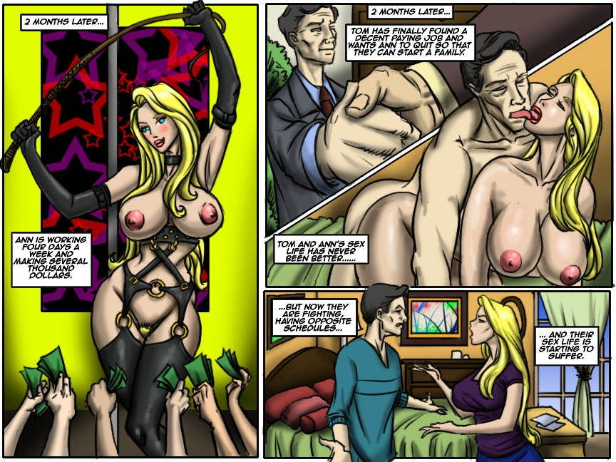 Strap sex adult comic free fucking strip sex