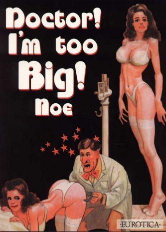 Doctor I  am Too Big