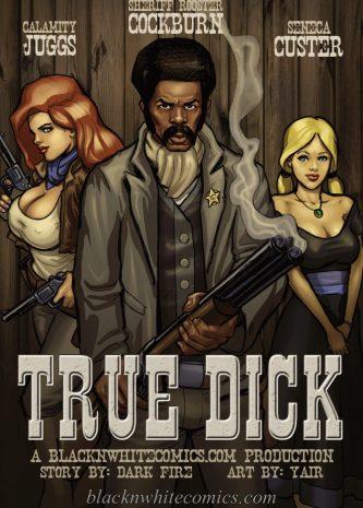 Black-n-White-porn-comics-True-Dick