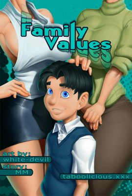 Family sex comics