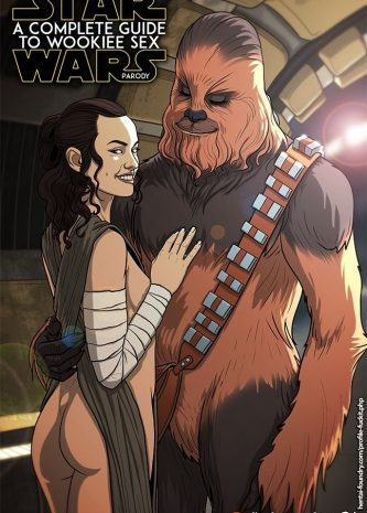 Fuckit comics - A Complete Guide to Wookie Sex [Star Wars]