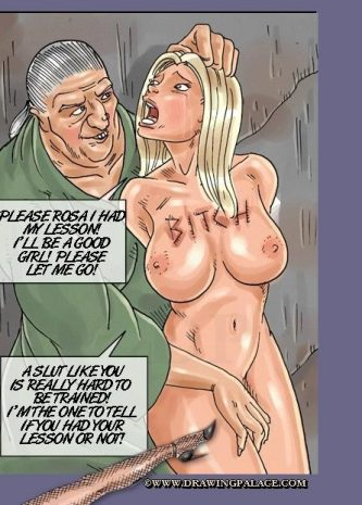 Obsession by drawingpalace, the best bdsm comics