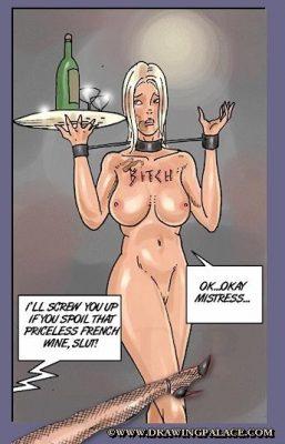 sadist comics