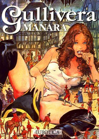 Gullivera, Milo Manara comics