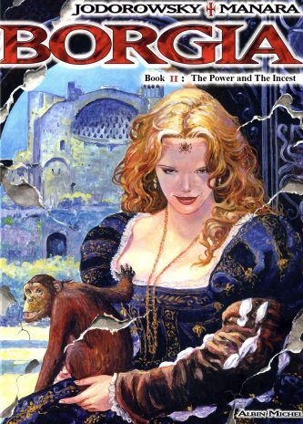 Borgia part 2, one off the best comix from Milo Manara