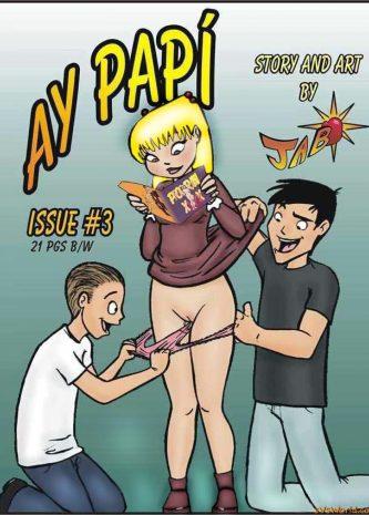 Ay Papi, porn comics by Jab comics