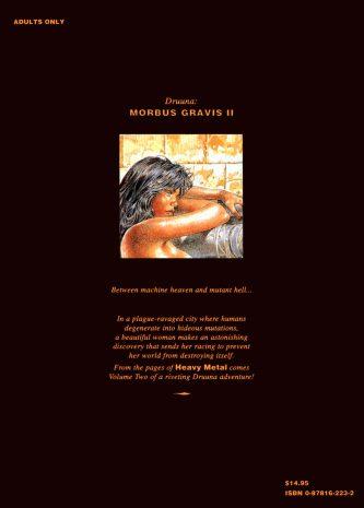 paolo-eleuteri-serpieri - Druuna Morbus Gravis Part 2