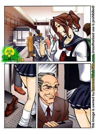 The Way To College, Innocent dickgirls comics, shemale
