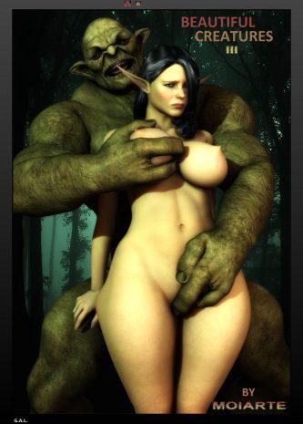 moiarte - Beautiful Creatures 1-5