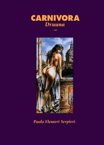 Druuna Carnivora, Serpieri comics