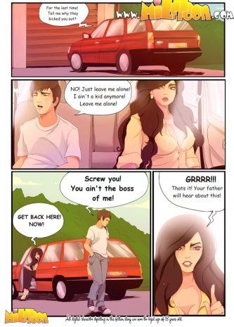 milftoon-comics - Big Ass Part 1-2