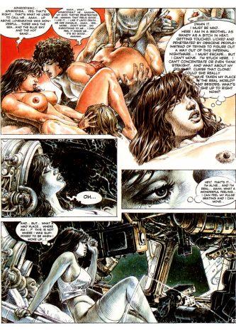 paolo-eleuteri-serpieri - Druuna Aphrodisia